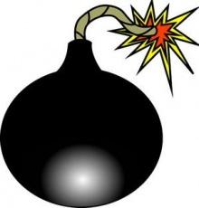 ขำขัน : ระเบิด