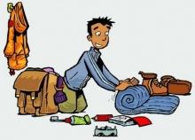 วิธีแพ็กกระเป๋าเดินทางอย่างมืออาชีพ