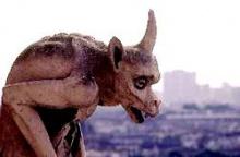 ♣ GARGOUILLE : รูปสลักอสุรสัตว์พิทักษ์อาคาร ♣