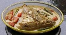 แกงกระหรี่ปลาซาบะ