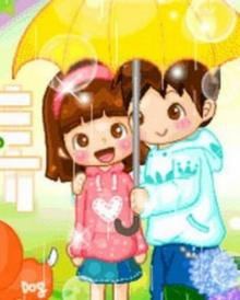 สวยไม่กลัวฝน แบบสาวญี่ปุ่น