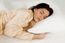 นอนผิดท่า ต้นเหตุใบหน้ามีริ้วรอย