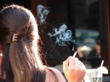 สูบบุหรี่ไม่เซ็กซี่ หรอกนะจะบอกให้