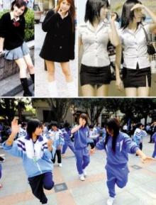 ไทย ครองอันดับ 'เครื่องแบบนักเรียนที่เซ็กซี่ที่สุด' จากการสำรวจของสื่อญี่ปุ่น
