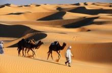 กำเนิดทะเลทราย Sahara