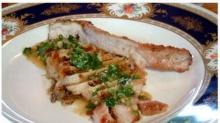 Porkchop ทอดกระเทียมพริกไทย