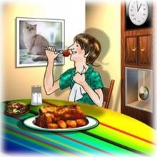 กินอาหารมื้อละน้อย แต่บ่อยครั้งกันดีกว่า