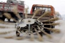 รถกวาดถนนจีน ไอเดียหลุดโลก โด่งดังทั่วโลก !