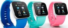 Sony SmartWatch : นาฬิกาข้อมือแบบสมาร์ทจากค่ายโซนี่ (ระบบ Android) ฟังเพลง, เช็คเมล และทวีตได้