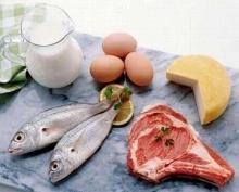 แหล่งของโปรตีนที่ดีในการลดน้ำหนัก