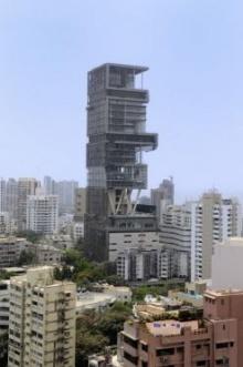 โฉมหน้าบ้านที่ใหญ่และแพงที่สุดในโลก