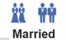 เกย์ทั่วโลกเฮFBนำไอคอนเพศเดียวกันแต่งงานมาให้ใช้แสดงสถานะ