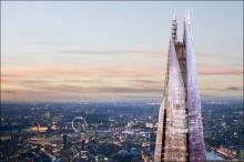 ลอนดอนเปิดตึกสูงที่สุดในสหภาพยุโรปรับโอลิมปิก