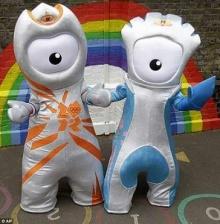 ที่มาและความหมาย มาสคอตโอลิมปิก2012