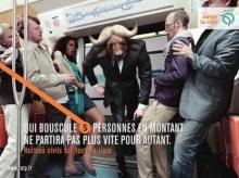 อายบ้างมั้ย!! ฝรั่งเศสออกแคมเปญประจานพฤติกรรมไร้มารยาท