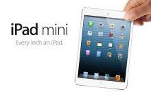 เปิดตัวแล้ว สรุปสเปค และราคา iPad Mini ล่าสุด [24-ต.ค.55]