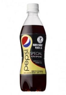 เป็ปซี่ที่ดื่มแล้วไม่อ้วน และเป็ปซี่สีขาวที่ญี่ปุ่น