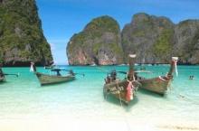 """""""เกาะพีพี""""ติดโผ10อันดับแหล่งท่องเที่ยวราคาประหยัดที่น่าเที่ยวปี2013"""