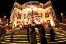 แสงสีแห่งเทศกาลปีใหม่ในกรุงเทพ