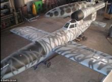 เผยภาพอาวุธลับกองทัพนาซี เครื่องบินกามิกาเซ่ฮิตเล่อร์ที่ไม่มีโอกาสได้ใช้