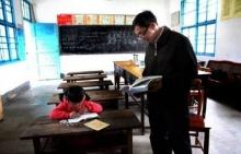 โรงเรียนร้างเปี่ยมน้ำใจ เปิดสอนนักเรียนพิการคนเดียวโดด ๆ