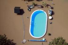ภาพน้ำท่วมในยุโรปที่ถูกไวรัลมากที่สุดยามนี้