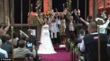 เซอร์ไพร์สในงานแต่งงาน ใครกล้าเอาไปใช้ได้เลย ไม่สงวนลิขสิทธิ์