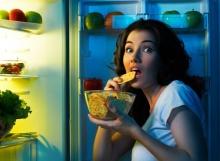 วิธีแก้อาการหิวตอนดึกเพื่อไม่ให้อ้วน