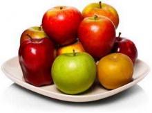 แอปเปิ้ล แต่ละสีมีประโยชน์ต่างกัน