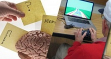 วิดีโอเกม เสริมพลังสมองของผู้สูงอายุ