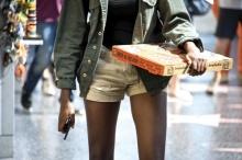 เทรนด์โชว์ ′ช่องว่าง′ ระหว่างต้นขา ของสาวอเมริกันคลั่งผอม