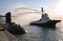 จีนเผยความลับเปิดโฉมเรือดำน้ำพลังนิวเคลียร์รุ่นเก่า เป็นครั้งแรกในรอบ 40 ปี
