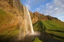 ภาพสวย น้ำตกเซลย่าแลนด์สฟอส ที่ไอซ์แลนด์