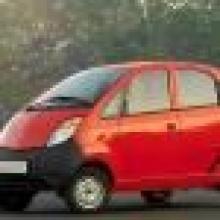 ภาพรถ ทาทานาโน รถราคาถูกที่สุดในโลก