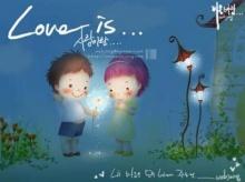ความรัก ความห่วงใย และความใส่ใจ