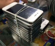แฉจะจะ จีนแสบมาก นำเข้าไอโฟนเครื่องเก่าเป็นเครื่องใหม่ย้อมแมว ขายลูกค้า