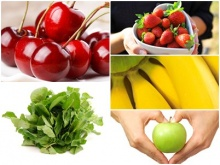5 สุดยอดผักผลไม้ กินแล้วไม่แก่!