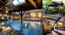 ไปอาบน้ำแร่ธรรมชาติ 600 เยน@Spa Suminoe