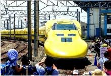JR Tokai เปิดทัวร์คุณหมอรถไฟ Doctor Yellow