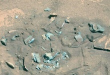 ใช่หรือไม่!? มี กระดูกมนุษย์ อยู่บนดาวอังคาร!!