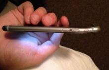 Apple โร่ชี้แจงปัญหา iPhone 6 Plus จอโค้งพร้อมเปลี่ยนเครื่องให้ถ้า?