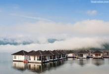 นอนแบบมัลดีฟส์! 7 สุดยอดแพริมน้ำ น่าพักที่สุดในไทย