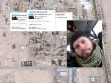 นักรบไอเอสเงิบ! เผลอทวีตข้อความแฉพิกัดตัวเองในซีเรีย!!!