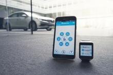 Hyundai เปิดตัว แอพรีโมทควบคุมรถยนต์ด้วยนาฬิกา Android Wear