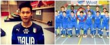 เด็กไทยทำได้!! กรรชัย สุขสมกร ติดฟุตซอลทีมชาติอิตาลี