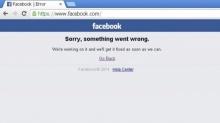 ชาวโซเชียลงงทั่วโลก เมื่ออยู่ๆ Facebook และ Instagram ล่มพร้อมกัน
