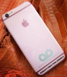 ว้าว iPhone 6 สีชมพูฟรุ้งฟริ้งต้อนรับวาเลนไทน์