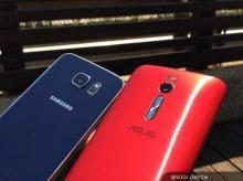เปรียบเทียบกล้อง ระหว่าง Galaxy S6 vs Zenfone 2