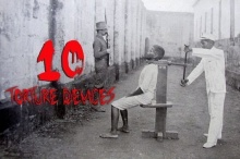 10 เครื่องทรมานสุดโหดในประวัติศาสตร์โลก