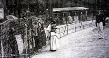 """เปิดภาพสะเทือนใจ! """"สวนสัตว์คนดำ"""" ในอดีตคนพวกนี้ ถูกมองเยี่ยงสัตว์"""